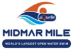 The Midmar Mile Logo