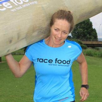 Hilary Bruss Pitchford Racefood